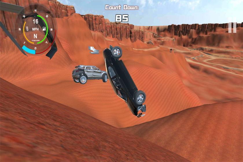 驾车模拟器