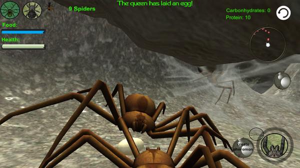 模拟蜘蛛2020