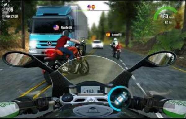 摩托公路竞速2